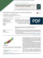 Pandeo 3D de Estructuras de Barras de Sección de Tipo Doble-T