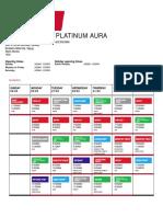 Ff Timetable