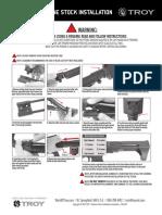 Airborne Stock Installation Instructions