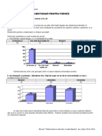 Prelucrare Si Interpretare Chestionar Proiect Parinti1