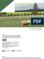 Farm Biosecurity Action Planner