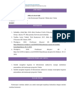 Job Sheet Pil