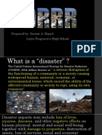 Disaster risk reduction management 1 Senior high school
