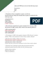 pharamacology-proprofs
