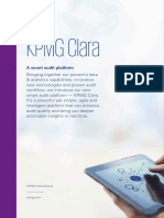 Kpmg Clara a Smart Audit Platform