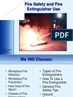Web in Ar Fire Safety