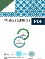Válvulas cardiacas