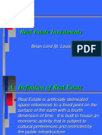 Brian Lord St Louis Real Estate Investments