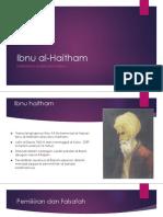 Ibnu Al Haitham
