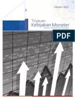 Tinjauan Kebijakan Moneter Oktober 2015