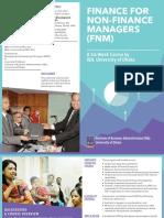 FNM Brochure
