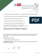 Economics of Game Theory _ Economic.pdf
