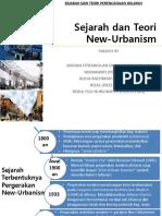 Sejarah Neo Urbanisme