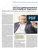 """""""Icadi crecerá en Latinoamérica y África para triplicar ingresos"""""""