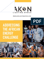Brochure Akon Lighting Africa En