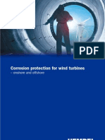 Corrosion Protection for Wind Turbines