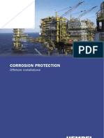 Corrosion Protection Offshore Installations