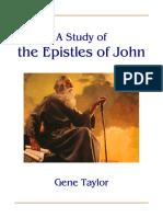 John Epistles Gene Taylor