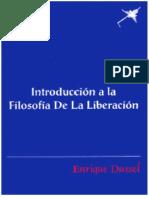Introducción a La Filosofía de La Liberación