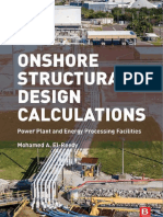 Onshore StructuralmDesign Calculation
