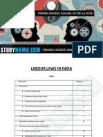 Labour Law - Notes - LLB.pdf