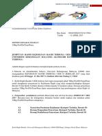 Surat Jemputan Kejohanan UKM10's