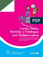 El retorno a la alegría. Cuentos, fábulas, retahílas y trabalenguas para terapias lúdicas.pdf