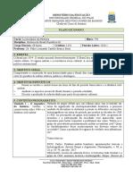 Plano de Disciplina - História Do Brasil República III 2018.1
