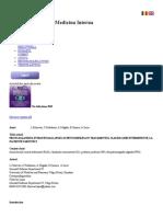 PROSTAGLANDINA INTRAVENOASA (PGE1) SI PENTOXIFILINA IN    TRATAMENTUL CLAUDICATIEI INTERMITENTE, LA PACIENTII VARSTNICI.pdf