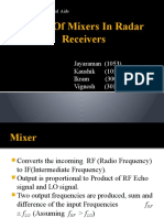 types_of_mixers_in_radar_receivers.pptx