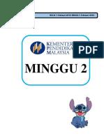 MINGGU 2