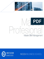 Master Bim Management