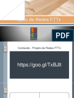 Apostila Completa - Ftth - Fibra Optica