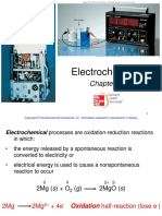 Chapter 18 Electrochemistry