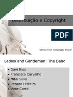 Distribuicao e Copyright