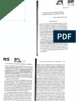 """8. HERRERA, B. """"La Política Exterior Colombiana Creciente vulnerabilidad a las determinantes externas"""". En Ardila M, Cardona, D y Tickner A (Eds)"""
