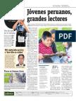 Jóvenes Peruanos, Grandes Lectores