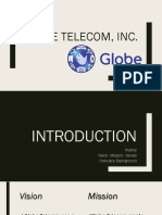 Globe Telecom, Inc.
