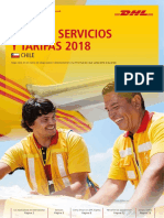 Dhl Express Rate Transit Guide Cl Es