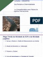 Modulo Logistica Portuária e Intermodalidade - Aula 2