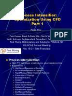 Process Intensifier