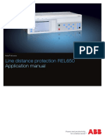 1MRK506334-UEN a en Application Manual Line Distance Protection REL650 1.3 IEC