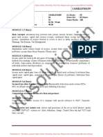 Tax Management -Notes