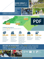 Shared Use Paths Infographic 2018