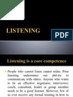 Listening 1