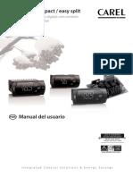Termóstatos electrónicos - CAREL.pdf