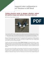 Ulterra CounterForce PDC Bit