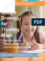 Thinking Maps With Google Drawings