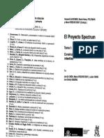 Proyecto Spectrum - Tomo I  Construir sobre las capacidades infantiles.pdf