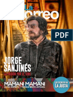 "Revista ""La Correo"" No. 73 - Abril, 2018."
